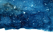 http://www.istockphoto.com/vector/watercolor-night-sky-background-with-stars-cosmic-layout-with-space-for-text-gm843252768-137815521