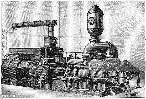 Waterworks' Pump