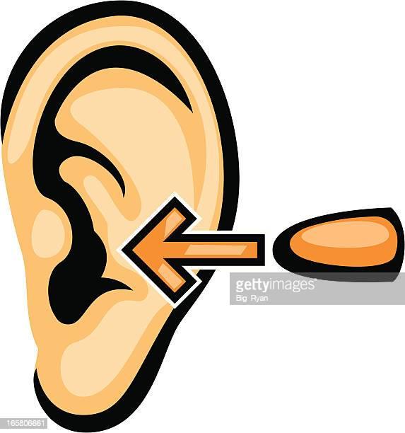 wear ear plugs