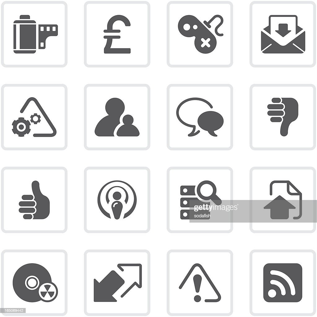 Web and Internet icons | prime series