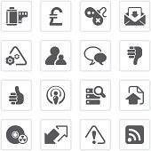 Web and Internet icons   prime series