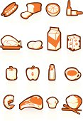 Web Icons | Grocery List