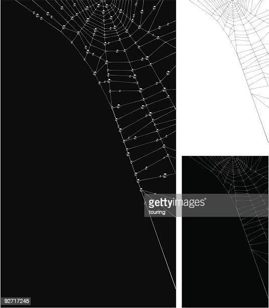 web - corner stock illustrations