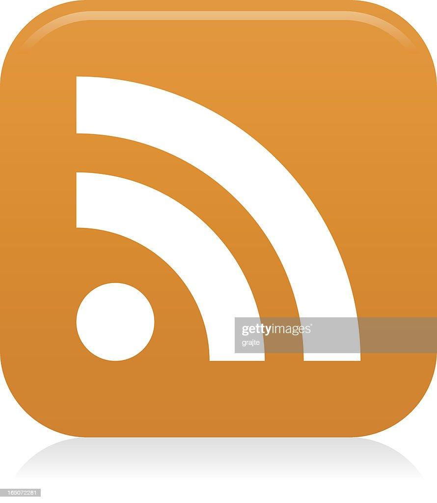 Website & Internet Icon : RSS