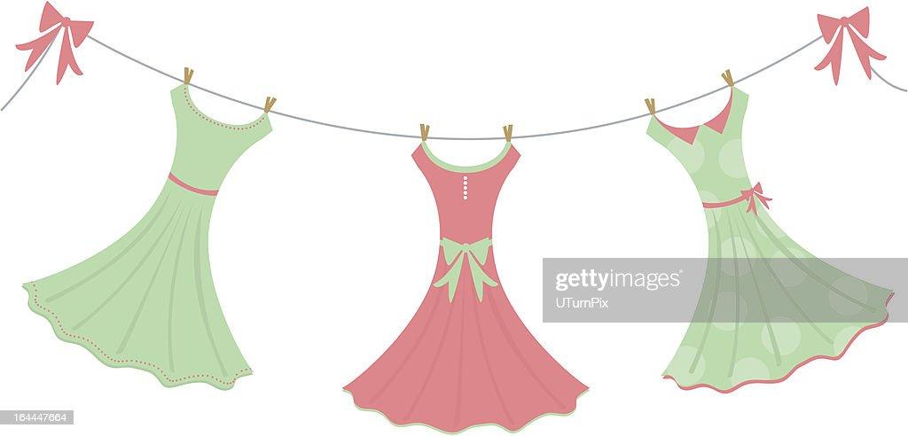 Wedding Clothesline