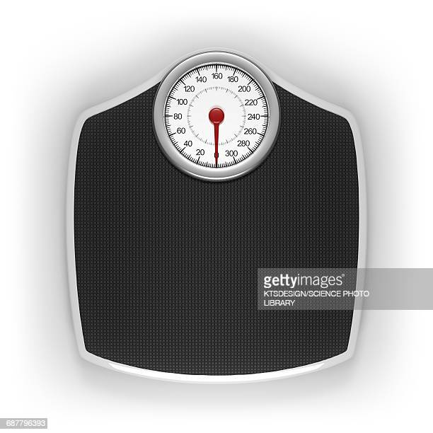 weighing scales - instrument of measurement stock illustrations