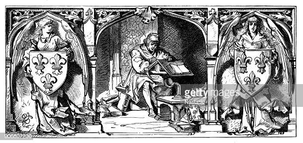 western european protestantism in battle with spain - protestantism stock illustrations, clip art, cartoons, & icons