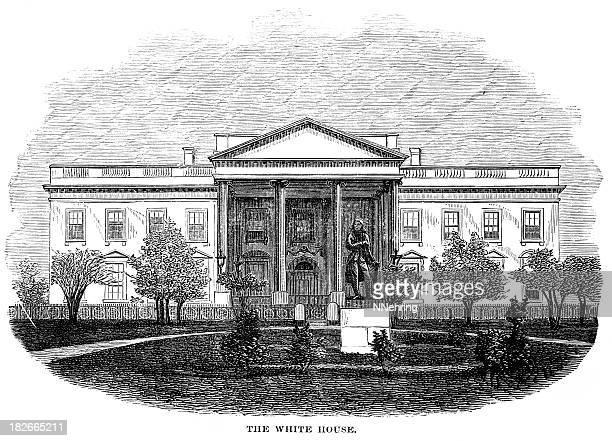 White House engraving