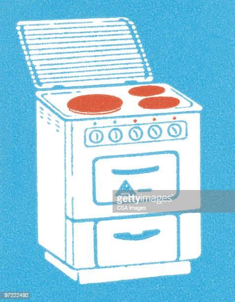 white oven - オーブン点のイラスト素材/クリップアート素材/マンガ素材/アイコン素材