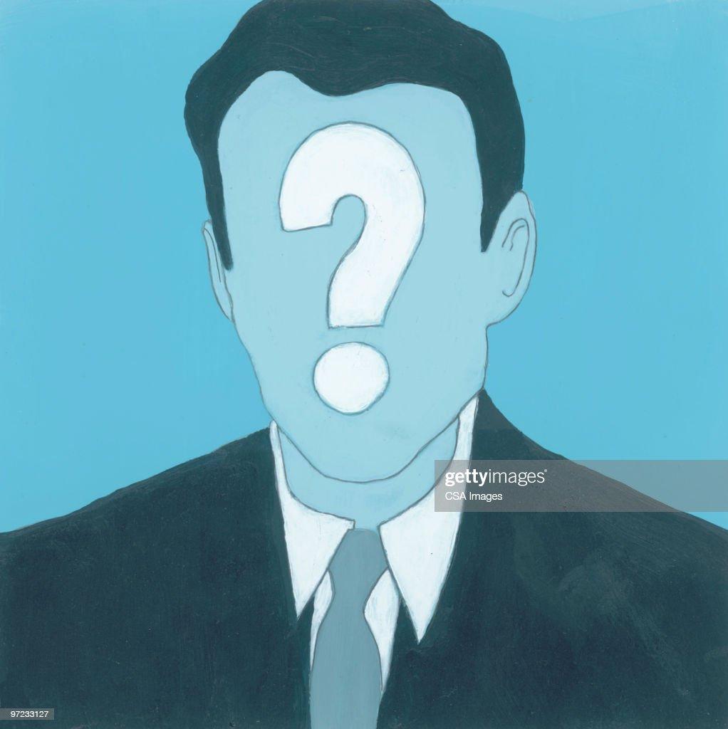 Who? : Stock Illustration