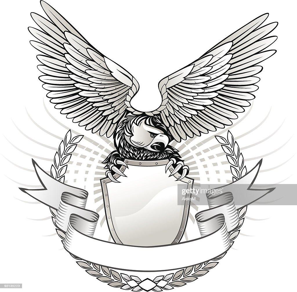Wild Eagle Insignia
