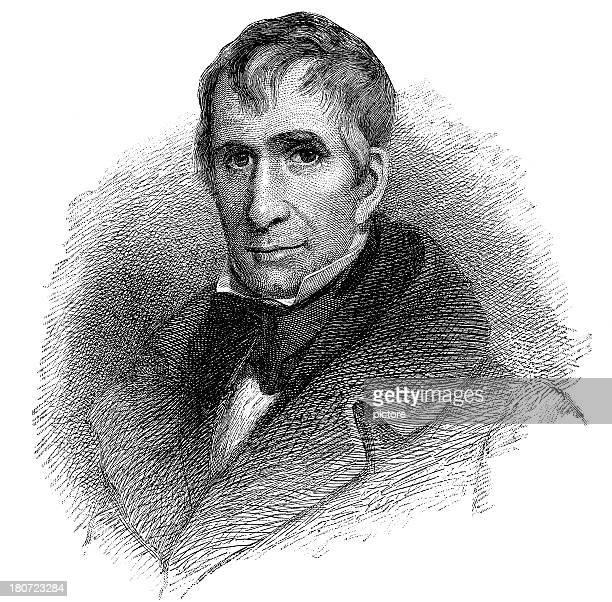 William Harrison,9th President Of United States