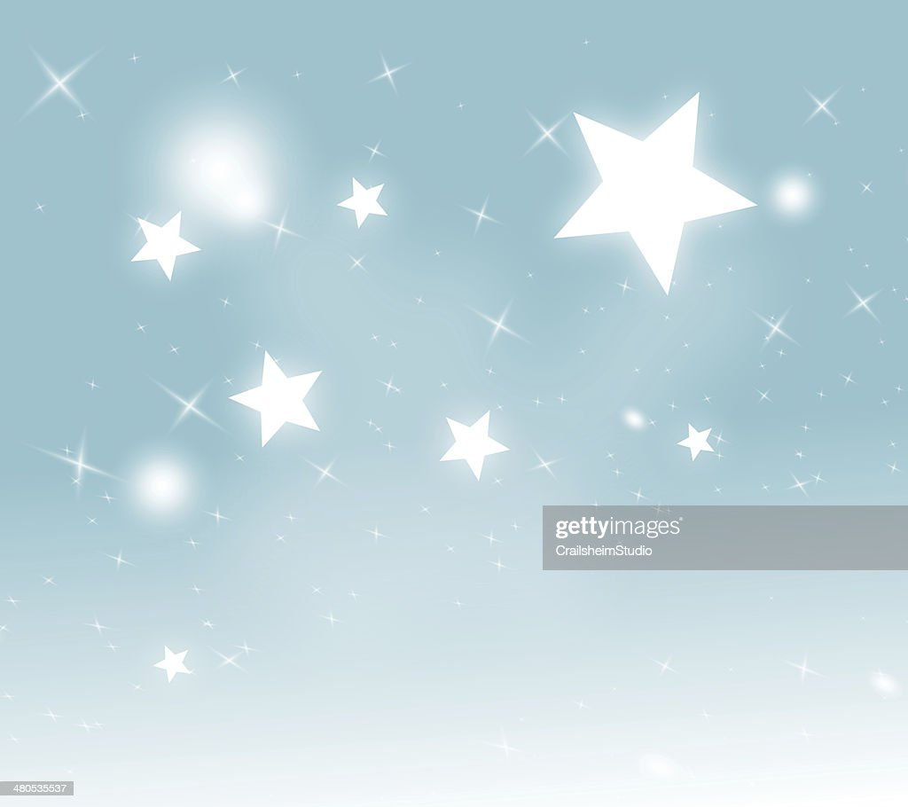 winter snow glossy background : Stock Illustration