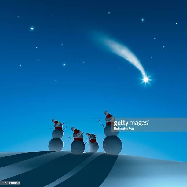 ilustraciones, imágenes clip art, dibujos animados e iconos de stock de deseo upon a star xl - cometa espacio