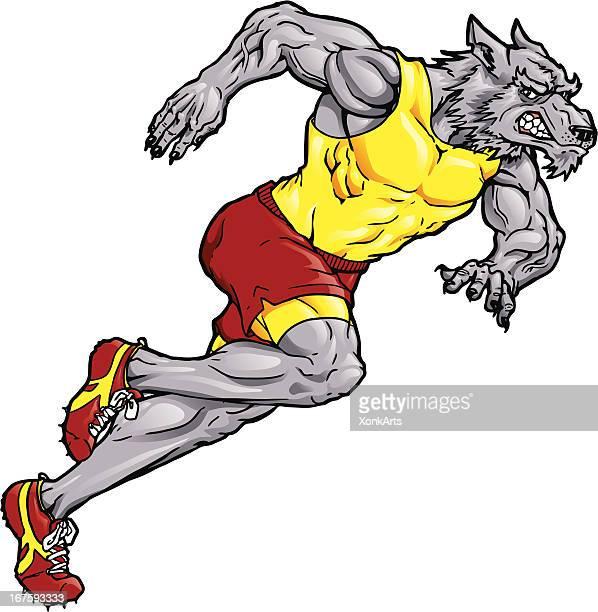 Wolf Track Sprinter