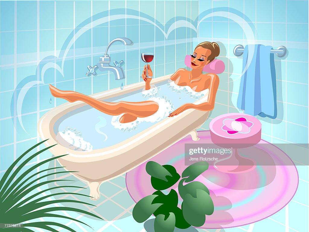 Открытки приятной ванны, картинка высоком разрешении