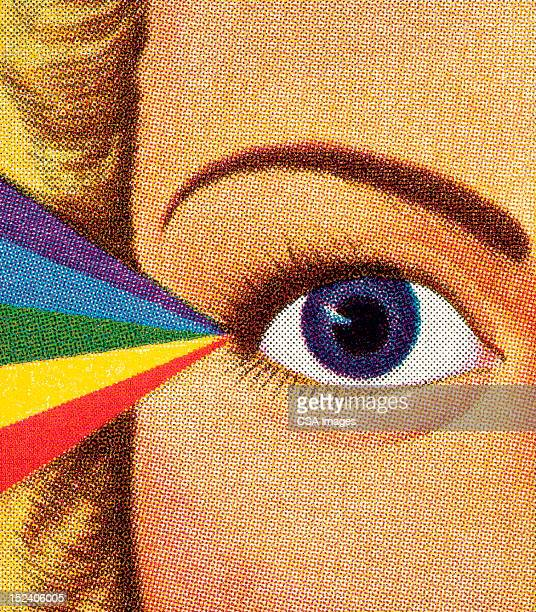 🌈 The search for the girl with the blue eyes