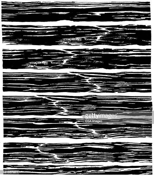 wood pattern - vertical stock illustrations