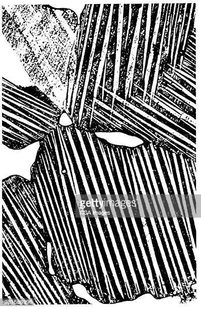 woodcut pattern - pattern stock illustrations