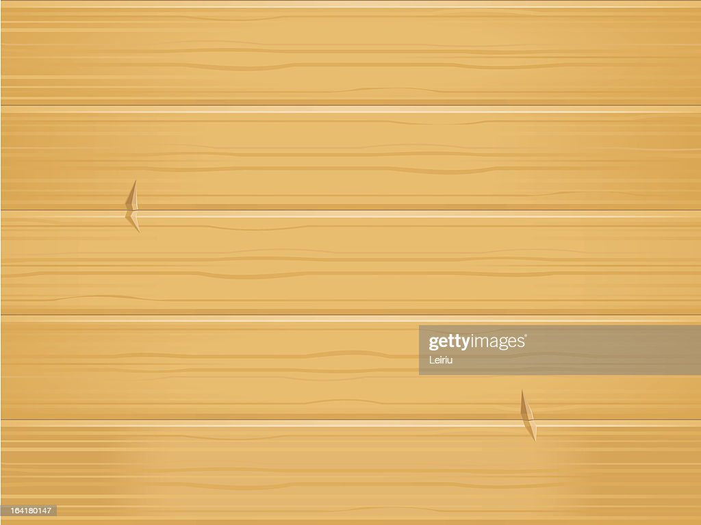 Wooden Background with Removable Dents
