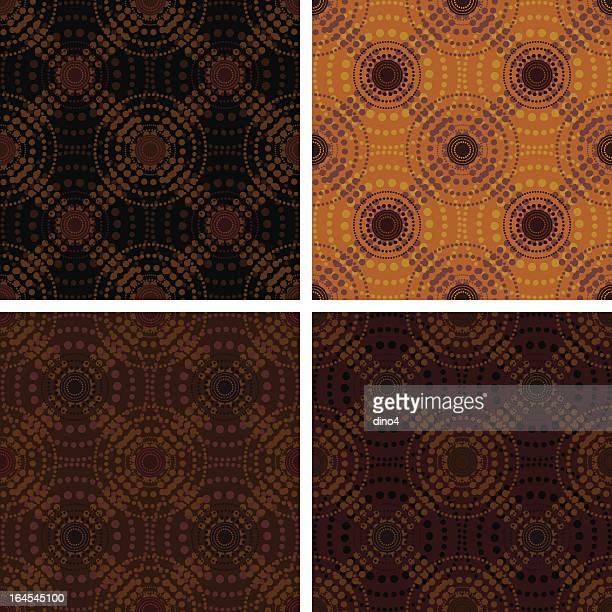 woolen jacquard knit (seamless) - scottish tweed stock illustrations, clip art, cartoons, & icons