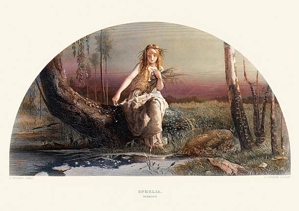 the portrayal of ophelia in william shakespeares hamlet