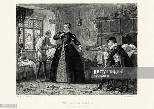 Obras de William Shakespeare-The Lady de alfaiate