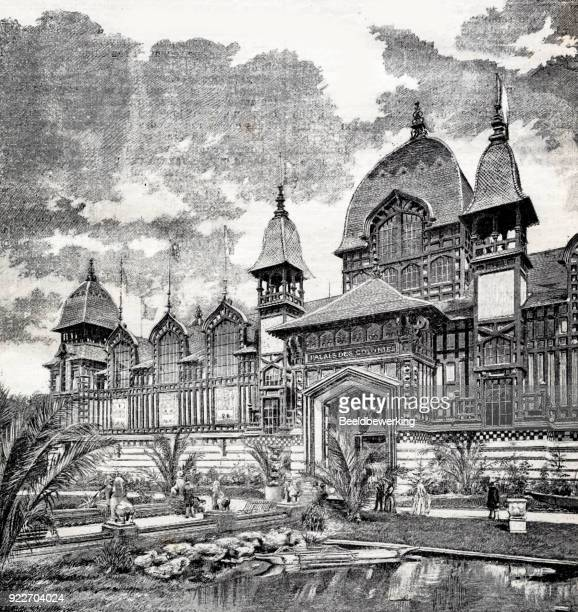 World expo 1889 colonial palace