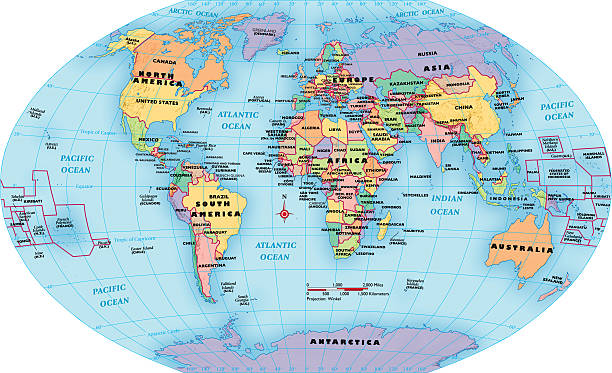 World map continent and country labels photos world map continent and country labels wall art photo id 102270268 gumiabroncs Gallery