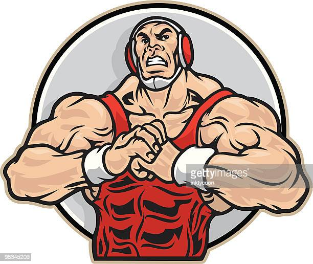 Wrestling-Flex