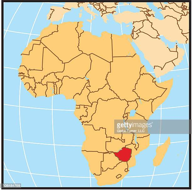 zimbabwe locator map - zimbabwe stock illustrations, clip art, cartoons, & icons