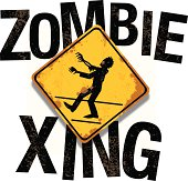 zombie xing text