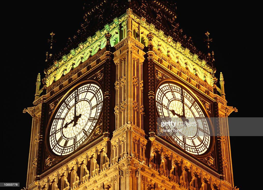 BIG BEN IN LONDON : Stock-Foto
