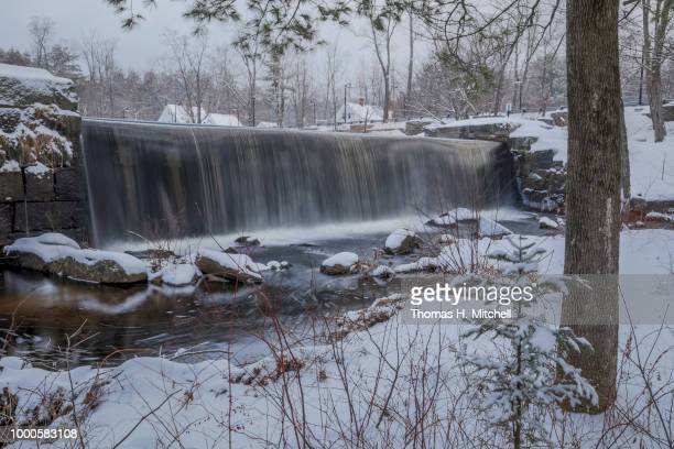 nh-chocorua village - brook mitchell stock pictures, royalty-free photos & images
