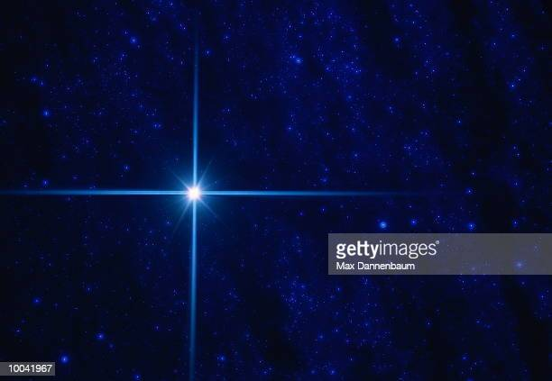 star & stars - north star stock pictures, royalty-free photos & images