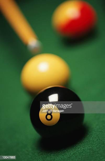 SPORT/8 BALL POOL