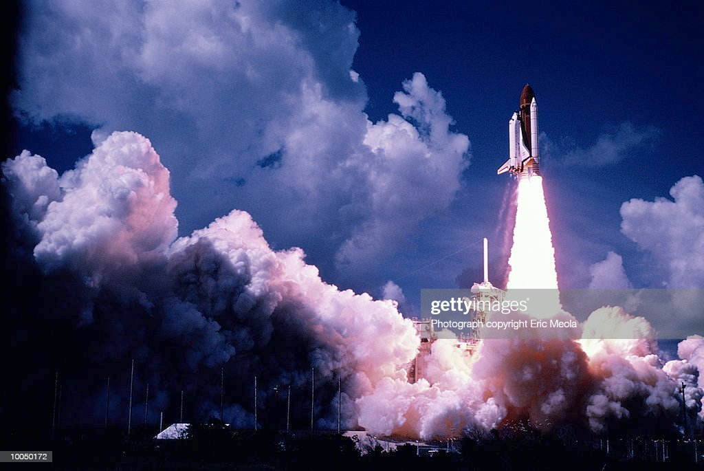 SPACE SHUTTLE : Stock Photo
