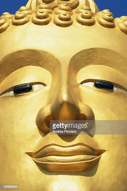 BUDDHA SHRINE AT KOH SAMUI ISLAND, THAILAND