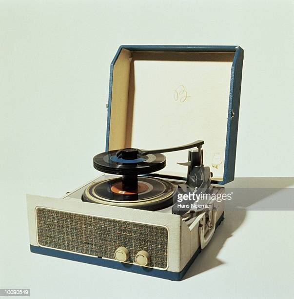 50s record player - deck stock pictures, royalty-free photos & images