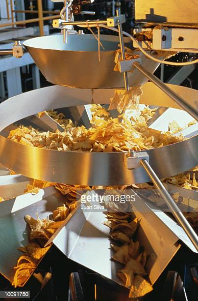 CORN CHIPS SNACK FACTORY