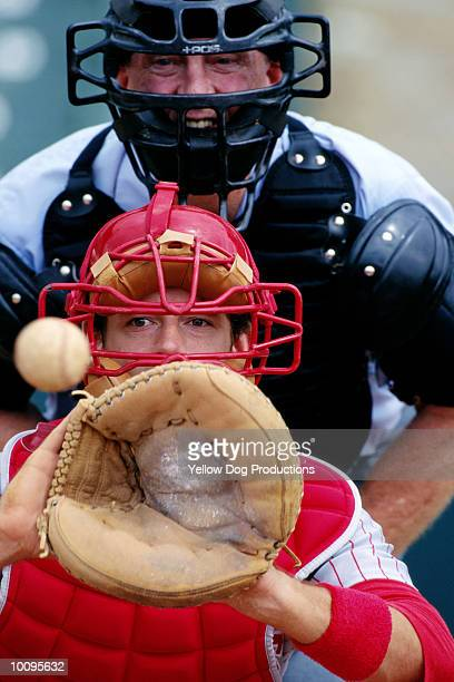 baseball - baseball catcher stock pictures, royalty-free photos & images