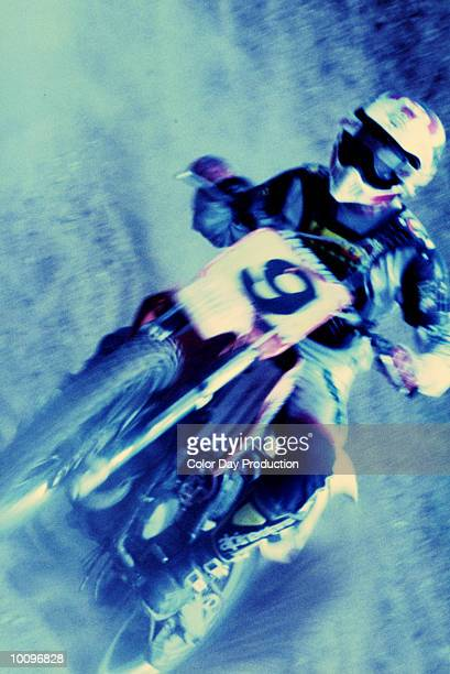 motocross - cross processed stock pictures, royalty-free photos & images