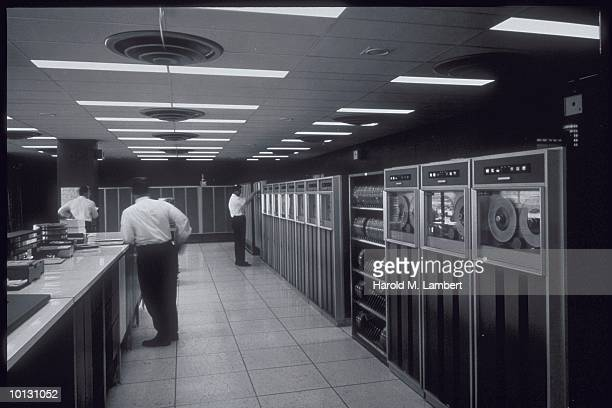 OPERATORS WITH OLDER MAINFRAME CPUS, 1966