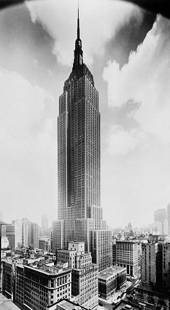 EMPIRE STATE BUILDING, 102 STORIES, 1960