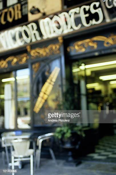 CAFE MONTES, BILBAO, SPAIN