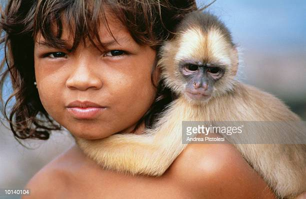 MANAUS, AMAZONAS, BRAZIL, FAMILY ZOO
