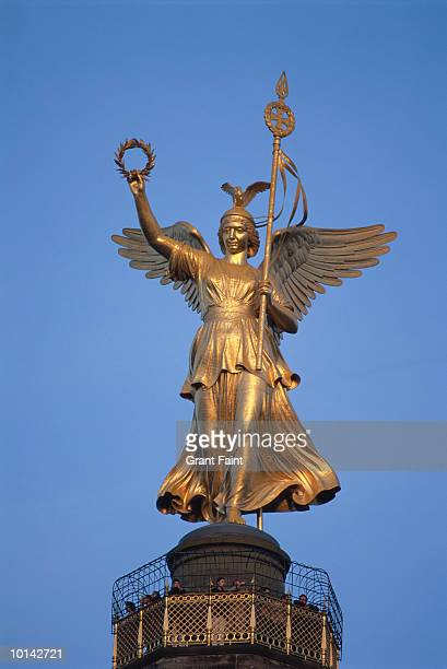 WINGED VICTORY, BERLIN, GERMANY