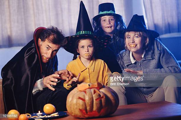 european halloween - stage costume stock pictures, royalty-free photos & images