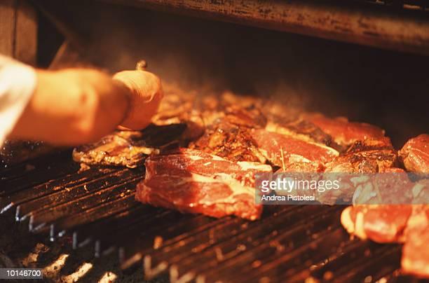 estancia restaurant, buenos aires, argentina - buenos aires - fotografias e filmes do acervo