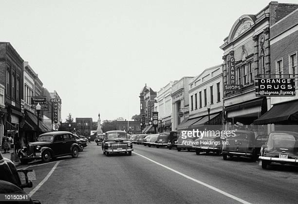 ORANGEBURG, CIRCA 1950S, SOUTH CAROLINA